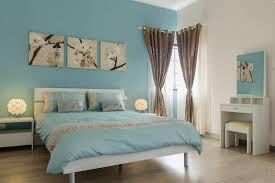 chambre bleue chambre bleu et beige chambre bleue et marron deco a beige