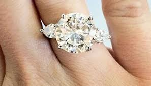 5 carat engagement ring the charm of 2 carat solitaire diamond engagement rings wedding