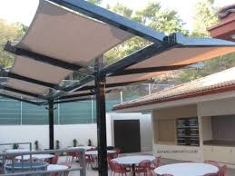 Sail Cloth Awnings Shade Sails Installer Canopy Contractor California Builder