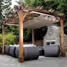 Best  Backyard Pergola Ideas Only On Pinterest Outdoor - Backyard pergola designs