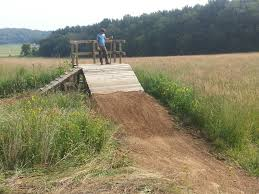 berms jumps pump track wooden starting ramps etc for dh