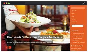 themes wordpress restaurant free 15 best restaurant wordpress themes 2018 inkthemes