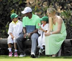 tiger woods discusses relationship with ex wife children