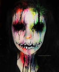 Pictures Scary Halloween Costumes 30 Mind Blowing Halloween Makeup Ideas Scare 2 3