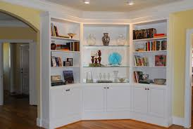bookcases corner units hand made classic corner built in by durham bookcases custommade com