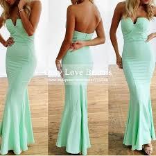 aliexpress com buy vestidos 2015 mint green long formal