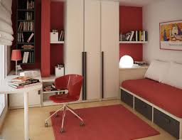 Red Bedroom Interior Design Ideas Bed Headboard Wallpaper  Idolza - Single bedroom interior design