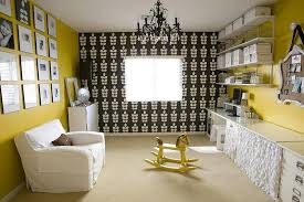 craft room ideas eclectic den library office 4 men 1 lady