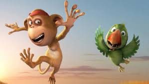 safari cartoon delhi safari film review hollywood reporter