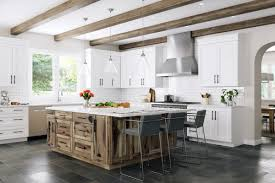 white kitchen cabinets stain bridgewood cabinetry