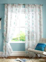 White And Teal Curtains Eyelet Shower Curtains White Decor Mellanie Design
