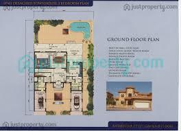 Semi Detached Floor Plans by Semi Detached Townhouses Floor Plans Justproperty Com