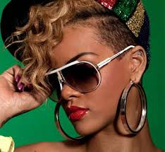 rihanna hoop earrings the big hoop scoop by holeva