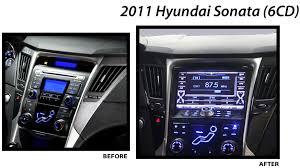 hyundai sonata 2011 accessories unav 2011 hyundai sonata oem integrated navigation w blutooth