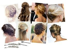 easy prom updos for medium hair