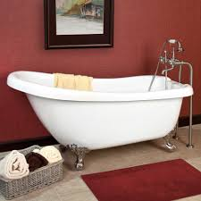 Clawfoot Tub Bathroom Design Ideas Bathroom Gorgeous Image Of Painted Clawfoot Tub Decoration Using