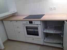 meubles de cuisines ikea cuisine ikea bois naturel mzaol com