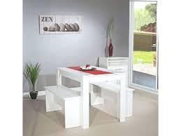 cuisine cdiscount cdiscount table et chaise beautiful ensemble bancs table paros