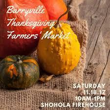 barryville thanksgiving farmers market sullivan catskills