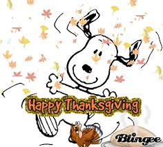 snoopy gives thanks picture 118879464 blingee