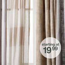 Standard Window Curtain Lengths Window Treatments Target