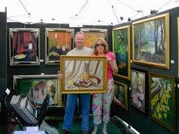 Stockley Gardens Art Show Paintings Portfolio U2013 Lois Gallo Art