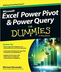 pivot tables for dummies excel power pivot and power query for dummies michael alexander