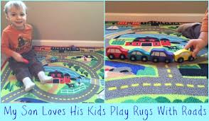 why the road rug for toy cars still gets some love