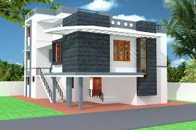 home design 3d elevation side elevation 3d house plan ideas