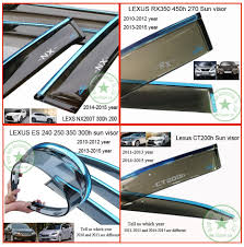 lexus nx 300h usa online buy wholesale nx200t window visor from china nx200t window