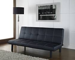 Black Faux Leather Sofa Living Room Furniture Sofa Beds Oregon Black Faux Leather Sofa