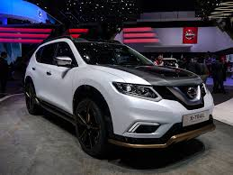 nissan trail 2016 geneva 2016 nissan makes us ask u0027what is premium u0027 car design news