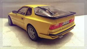 porsche 944 model kit porsche 944 944 turbo convertible italeri glass