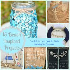 beach decor diy home crafts