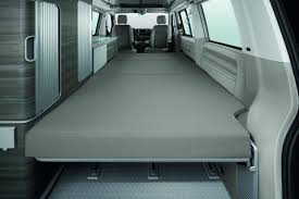 volkswagen california vw california camper has everything even the kitchen sink slashgear