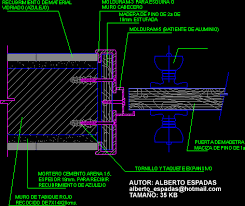 Window Sill Detail Cad Construction Details In Doors And Windows Kamocad