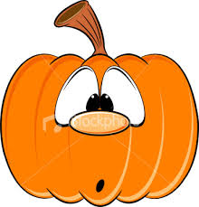 cute cartoon pumpkin pictures stock photos