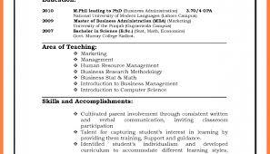 mba marketing experience resume sample resume marketing resume samples stunning paraprofessional resume