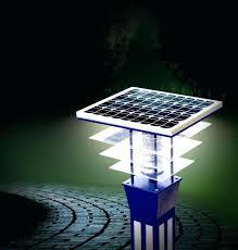 solar led outdoor lighting u2013 the union co