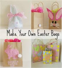 easter bags easter hunt bags make your own newyoungmum