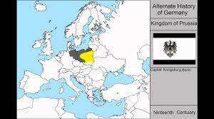 Show Me A Map Of Germany by Alternate History Of Germany Youtube