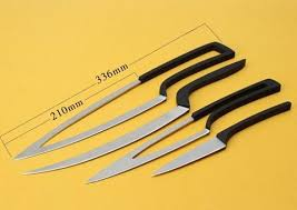 nesting knives quantico nesting knife 4 piece set mise en palace