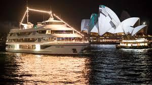 dinner cruise sydney penfolds degustation dinner cruise on sydney harbour for 2