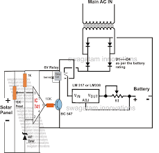 electric relays wiring diagram components