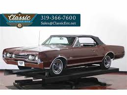 1967 oldsmobile cutlass for sale on classiccars com 21 available