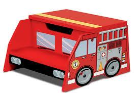 Kidkraft Firefighter Truck Step Stool With Storage U0026 Reviews