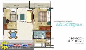 azure floor plan azure urban resort residences paranaque metro manila philippine
