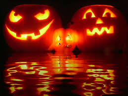 halloween pumpkins background reflecting halloween pumpkins background photo shared by dunn