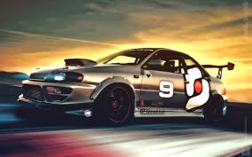 subaru racing wallpaper supercar wallpapers wallpaper wednesday hongkiat