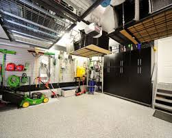Best MultiUse Garage Ideas Images On Pinterest Garage Ideas - Garage interior design ideas